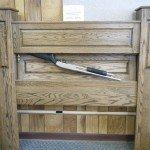 GunBed Secret Compartment Headboard | StashVault