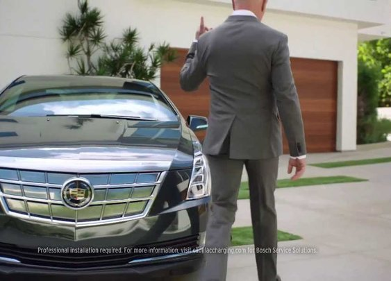 The First Ever 2014 Cadillac ELR: Poolside - YouTube