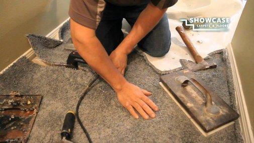 Carpet Start to Finish - YouTube