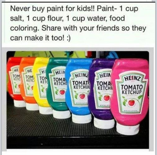 How To Make Play Paint - Craft Like This