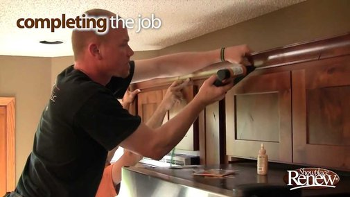 Renew Cabinet Refacing - From Before to After - YouTube