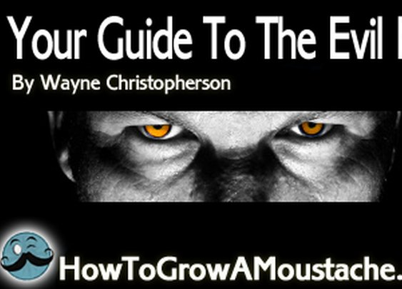 Your Guide To The Evil Eye | How to Grow a Moustache