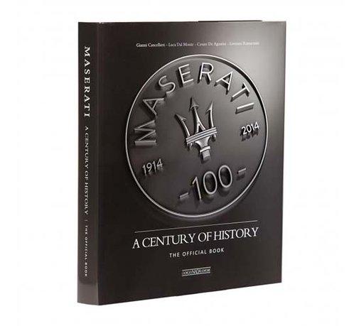 Maserati Book: A Century of History