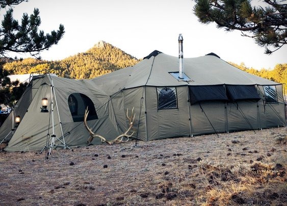 Cabela Ultimate Alaknak Tent | Uncrate