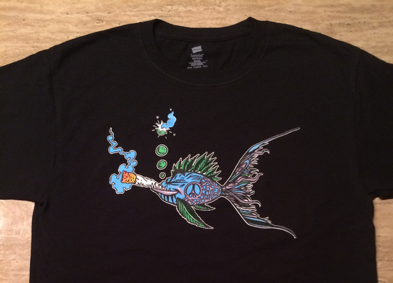 The Original Bud Fish T-Shirt