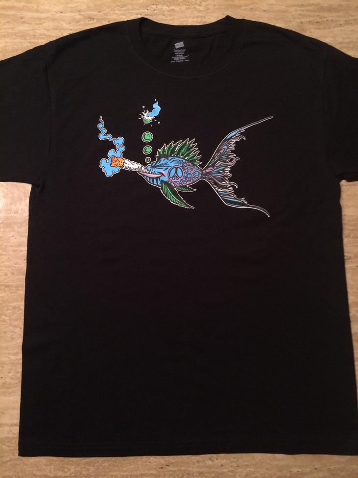 The Original Bud Fish T-Shirt