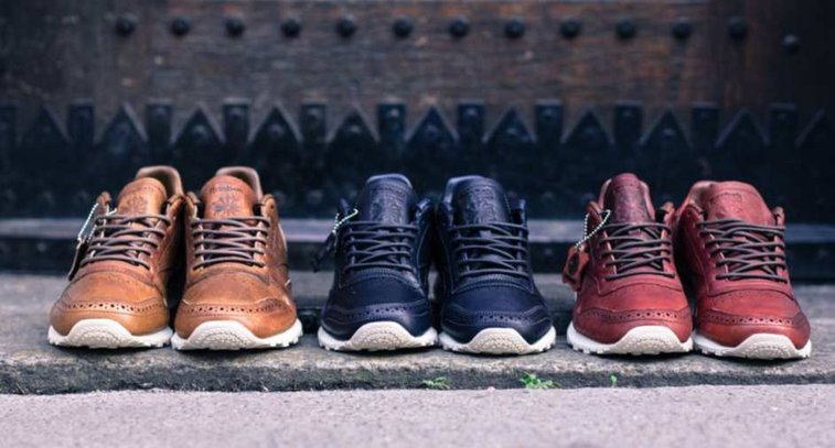 Reebok Classic Leather Lux Shoes   Baxtton