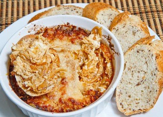 Closet Cooking: Hot Caramelized Onion Dip