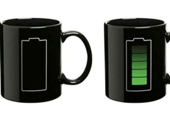 Pick Of The Day: Worldfashion Battery Mug