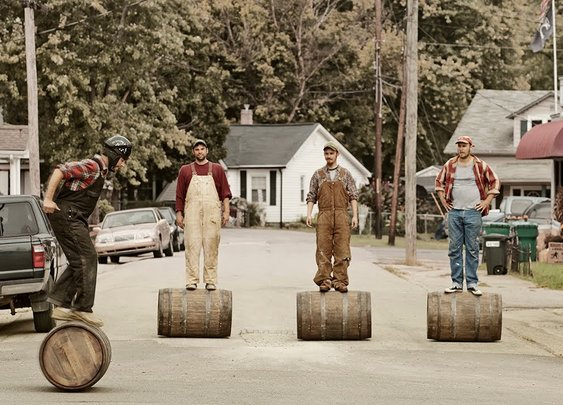Woodstock Bourbon - How We Roll - YouTube