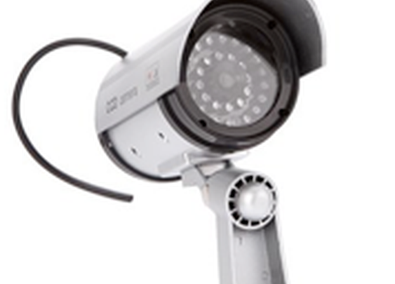 Daily Addition: Fake Security Camera