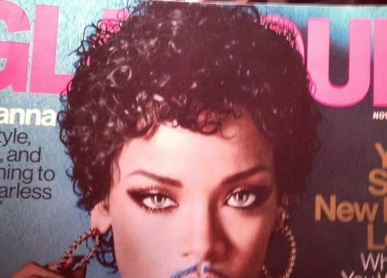 If You Add A Moustache To Rihanna She Actually Is Prince