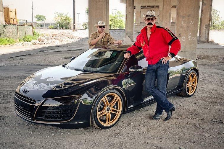 Smokey and the Bandit Edition Audi R8