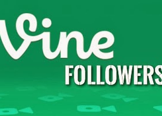 Free Vine Followers- NEW!
