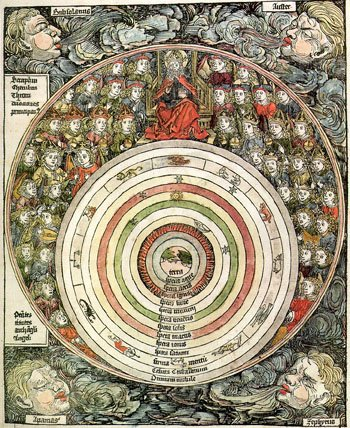 On the Challenges of Dante #2: Seeing a Cosmos | Christ & University
