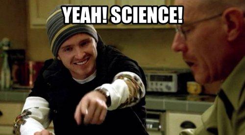Because…science?   Christ & University