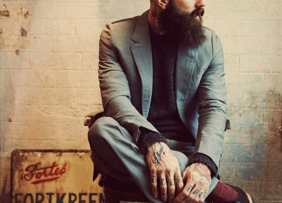 Beards & Tattoos