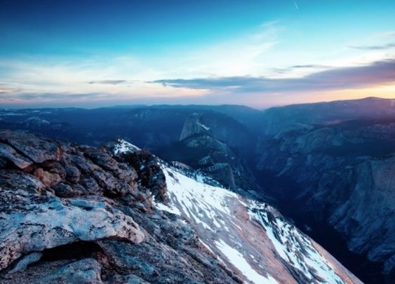Spend a Few Minutes Watching This Breathtaking Footage of Yosemite — You Won't Regret It | Video | TheBlaze.com