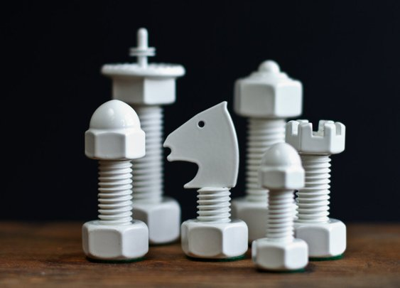 Get Down To The Nuts And Bolts Of Chess
