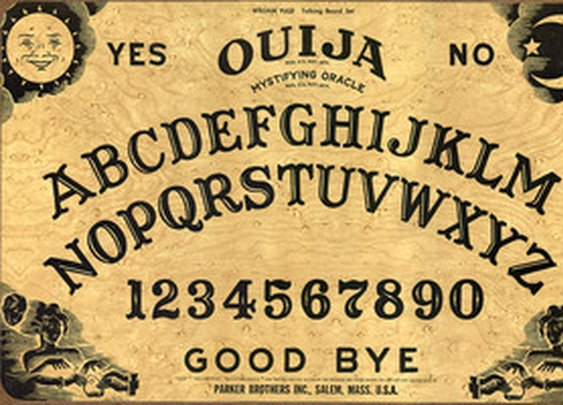How the Ouija Board Got Its Name | Atlas Obscura