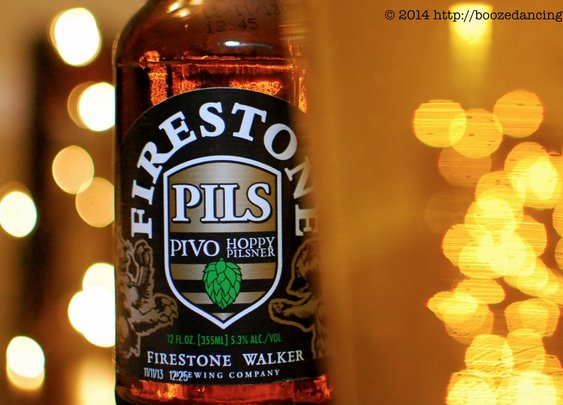 Beer Review – Firestone Walker Pivo Hoppy Pilsner
