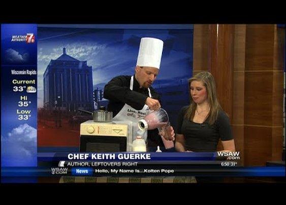 Fake Chef Pranks Morning TV Shows - YouTube