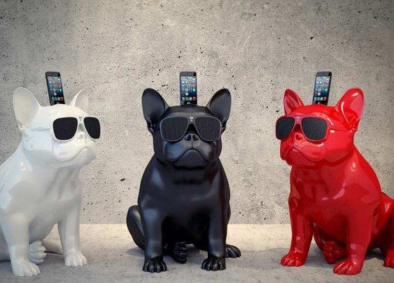 Good Dog – AeroBull Speaker, by Jarre | Baxtton