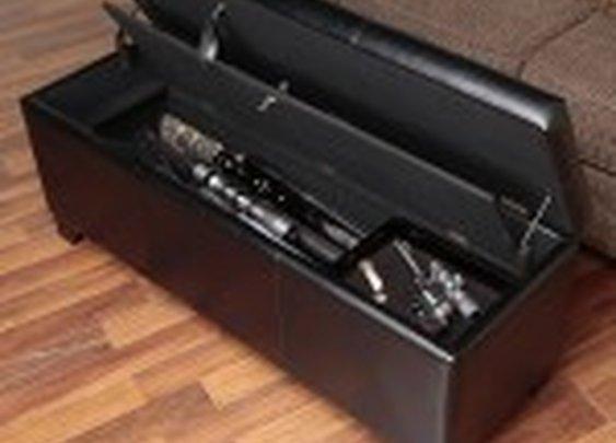 Gun Concealment Bench | StashVault
