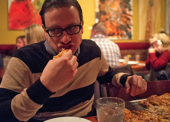 This Man Has Survived On Pizza Alone For 25 Years
