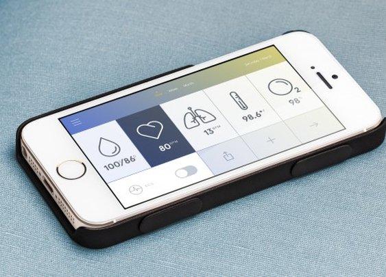 Wello $200 iPhone case tracks a range of key health vitals
