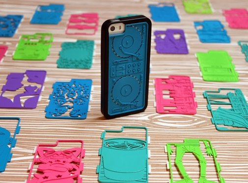 Fraemes: 3D-Printed iPhone Case
