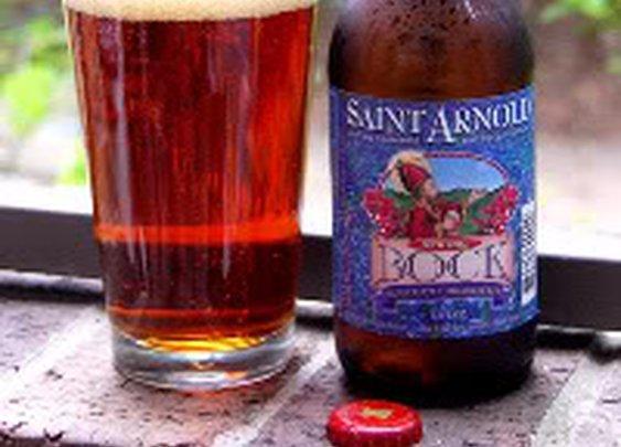 PintLog: Saint Arnold Spring Bock Review