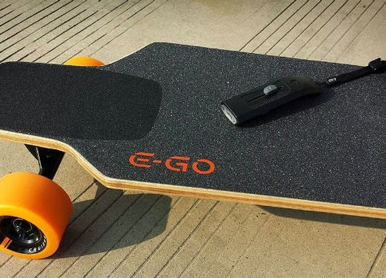 E-GO CRUISER ELECTRIC LONGBOARD