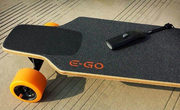 E-GO CRUISER ELECTRIC LONGBOARD