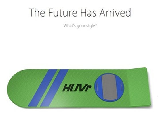 Hoverboard - is this a dream come true