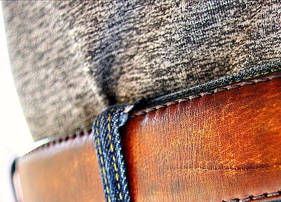 Vvego Leather Belt - Vvego