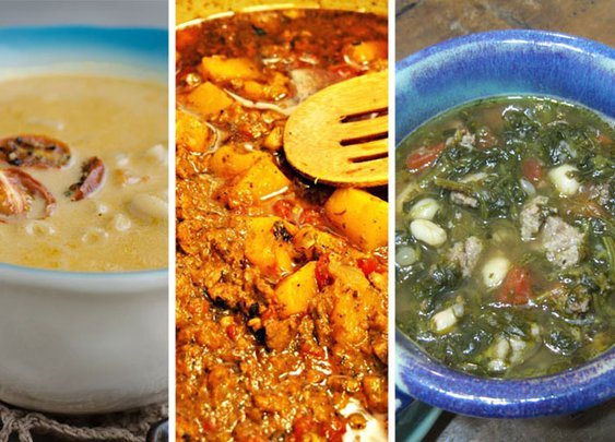Soup's On! 3 Soup Recipes to Warm Your Body and Comfort Your Soul