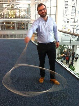 Cowboy 'trick rope physics' revealed