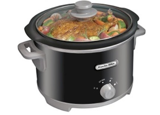 New Addition: Proctor-Silex 4-Quart Slow Cooker