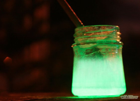 Glow In The Dark Acrylic Paint - Craft Like This