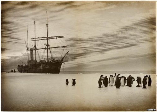 Douglas Mawson: An Australian hero's story of survival