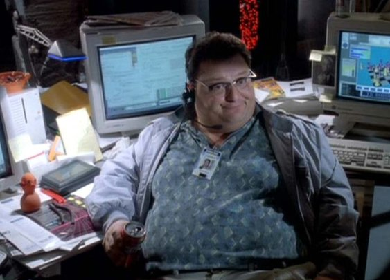 Hack into Nedry's Jurassic Park security system | Polygon