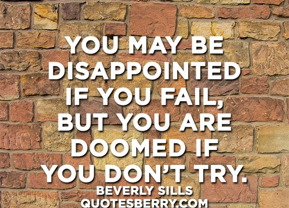 Great Motivational Quote by Beverly Sills