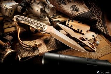 Knife/Spartan Ares Combat Utility Knife