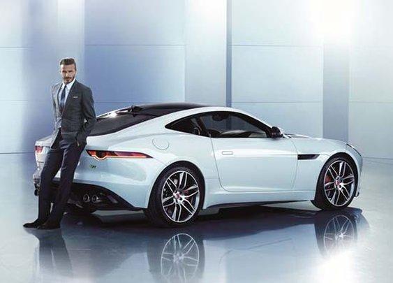 Jaguar Announces David Beckham as Brand Ambassador for Jaguar China