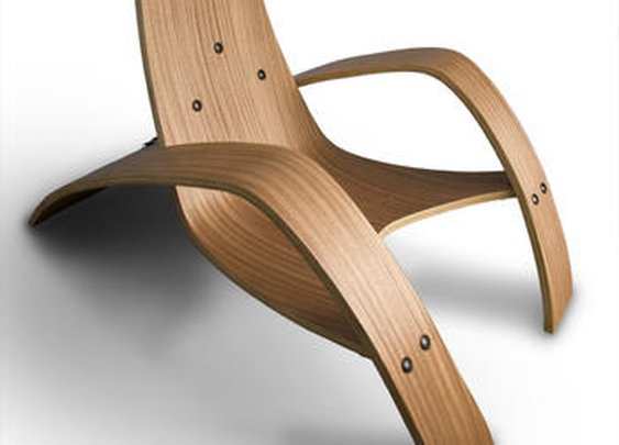 Bent Plywood Lounge Chair - Necessary Coolness