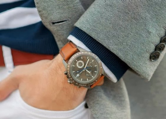 CHRONOGRAPH WATCH BY EXPRESS