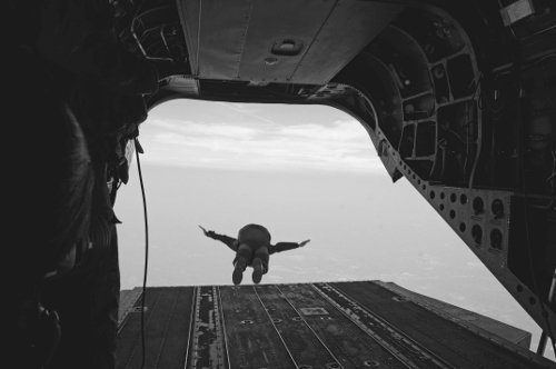 The Helicopter-Jumper's Guide to Talking About Yourself: 10 Ways to Share Your Accomplishments Without Sounding like a Jerk | The Art of Manliness