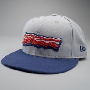 Lehigh Valley IronPigs Official Saturday Bacon Cap