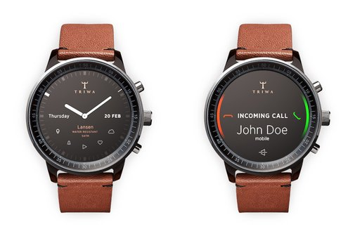A Traditional Looking Watch With Modern Smartwatch Functions